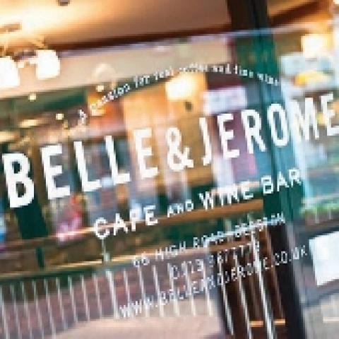 Belle & Jerome - Beeston