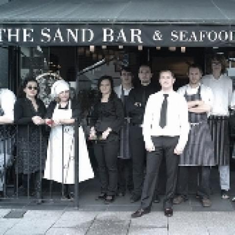The Sand Bar and Seafood Company