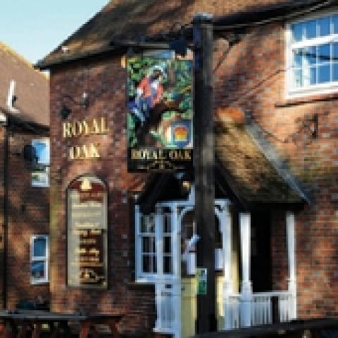 The Royal Oak - Barcombe