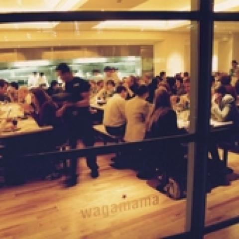 wagamama - Covent Garden