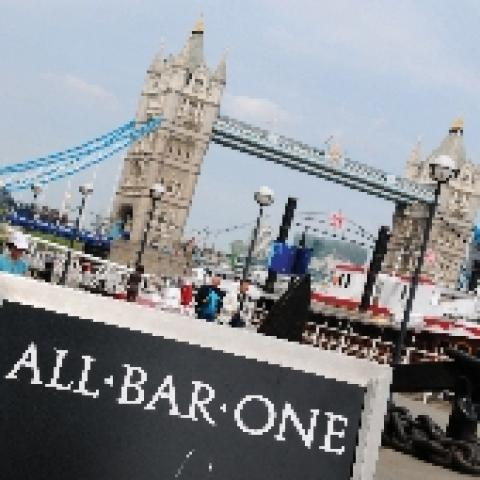All Bar One - Butler's Wharf