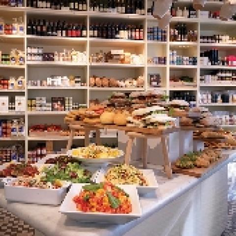 Carluccio's - St Christopher's Place (Mayfair)