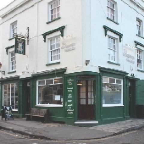 The Kingsdown Wine Vaults