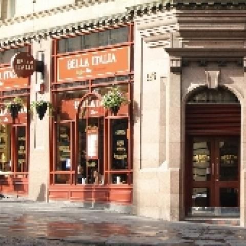Bella Italia - Edinburgh (Northbridge)