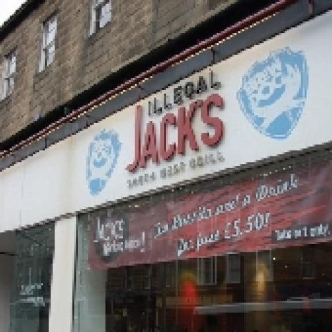 Illegal Jack's South West Grill