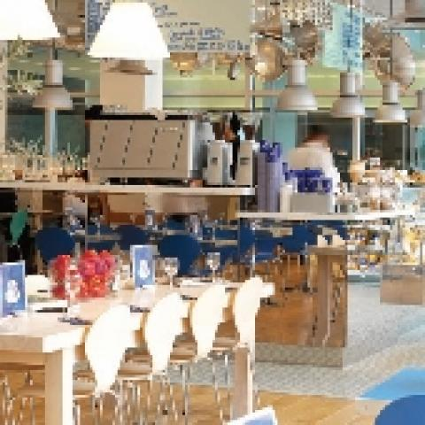 Carluccio's - Reading