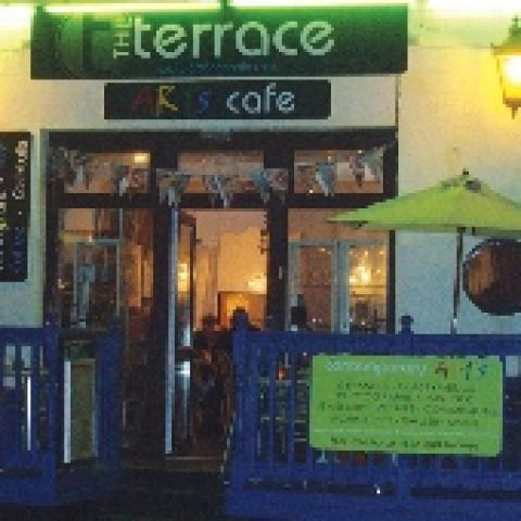 The Terrace Arts Cafe
