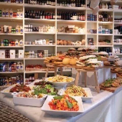Carluccio's - Central London