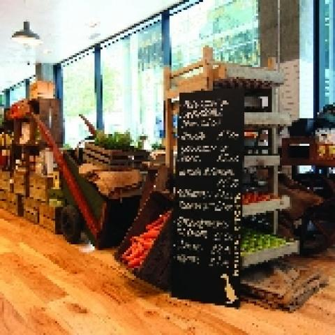 The Natural Kitchen - Marylebone