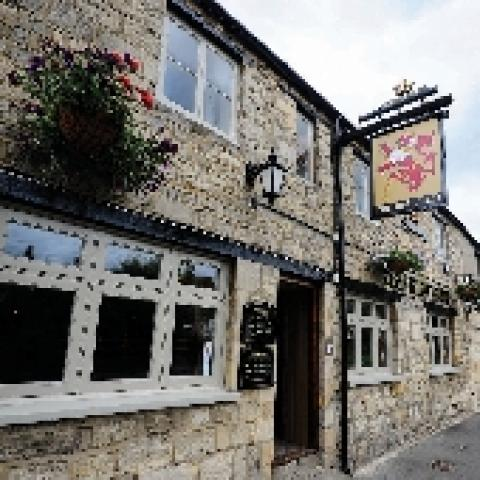 The Red Lion - Old Marston