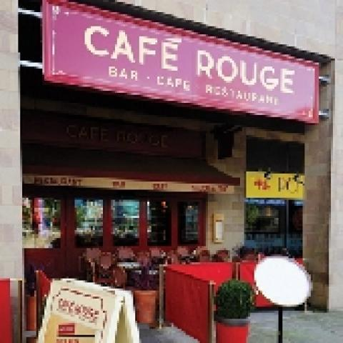 Cafe Rouge - Printworks