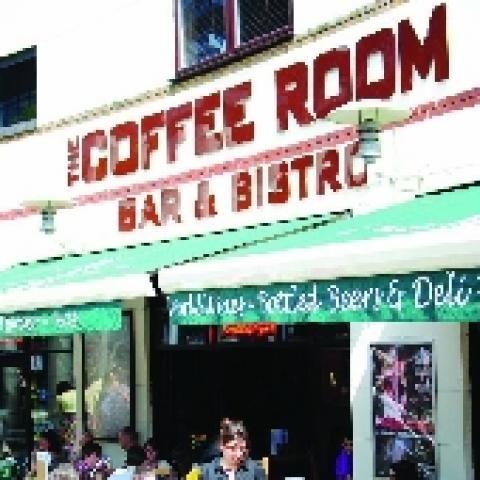 The Coffee Room Bar & Bistro