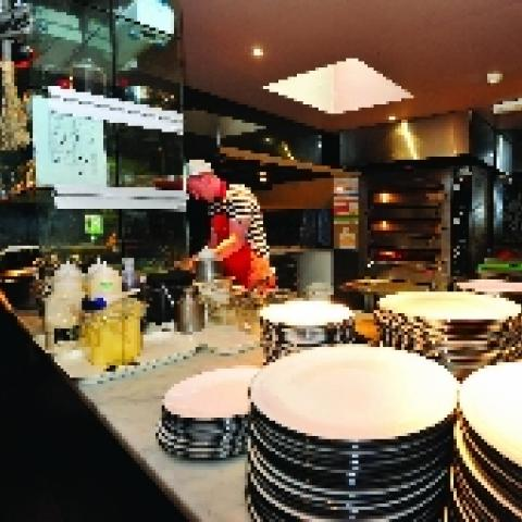 Pizza Express - Bromsgrove