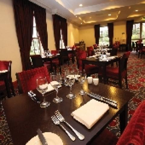 The Bridge Restaurant at The Cambridge Belfry
