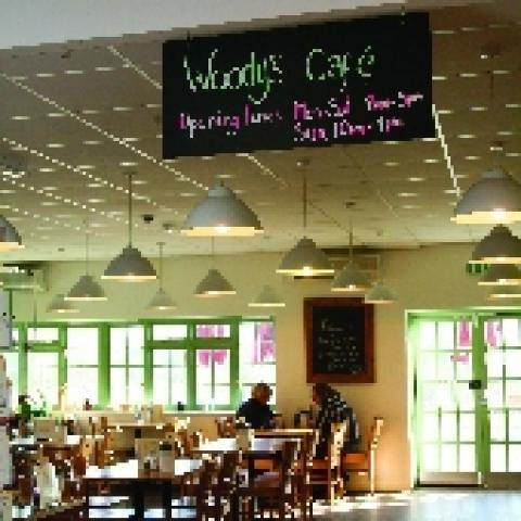 Woody's Farm Shop and Dining