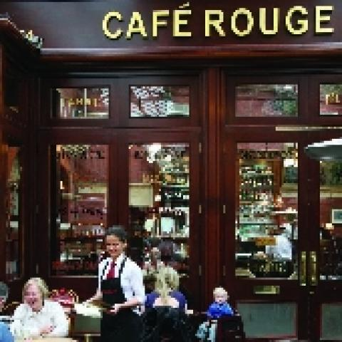 Cafe Rouge - Reading (The Oracle)