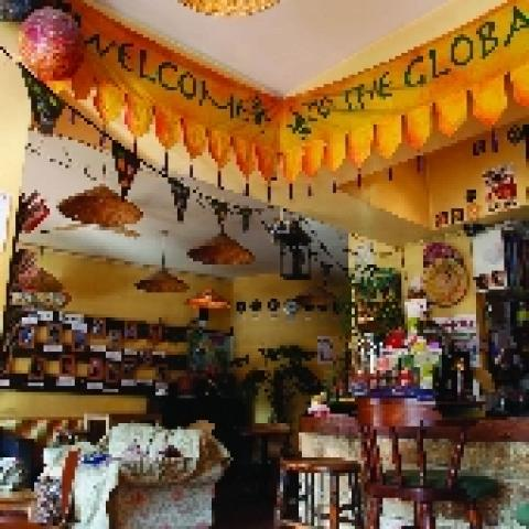 Tutus Ethiopian Table at the Global Cafe & Bar