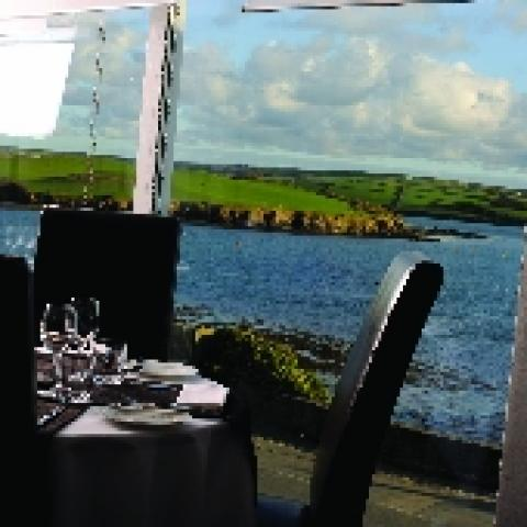 Tides Restaurant at Mariners Rock