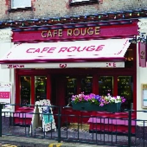 Cafe Rouge - Bournemouth