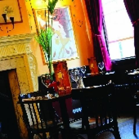 Cafe Rouge - Adams House