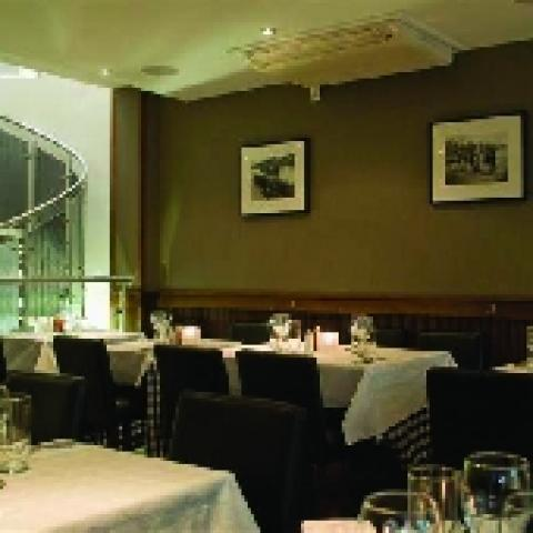 Geales Restaurant- Notting Hill