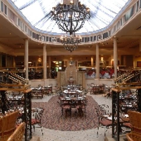 The Atrium at The Belfry