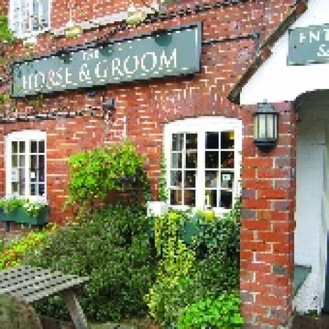 The Horse & Groom