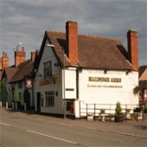 The Hardinge Arms Restaurant with Rooms