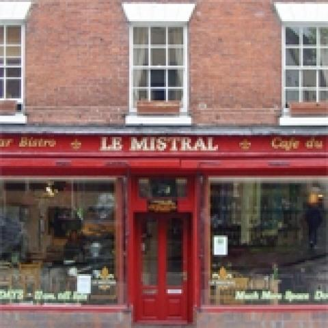 Le Mistral - Wirksworth