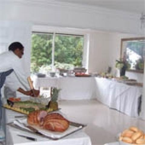 Private Dining by Chef Rody
