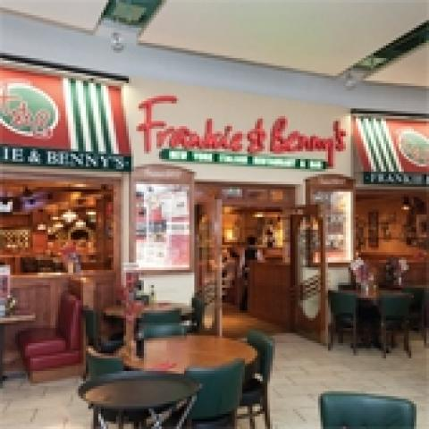 Frankie & Benny's - Crown Point Shopping Park, Leeds