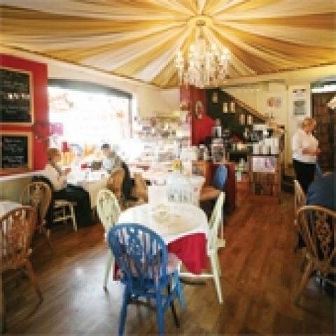 Spencer's Cafe & Tearoom