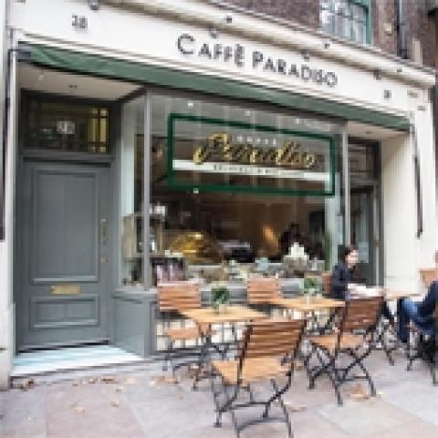 Caffe Paradiso - Bloomsbury