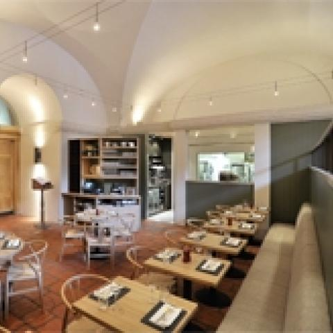 The Restaurant at St Paul's
