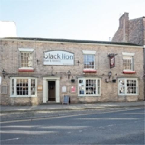 Black Lion Bar & Bistro