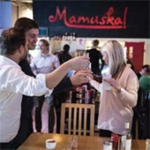 Mamuśka! Polish Kitchen and Bar