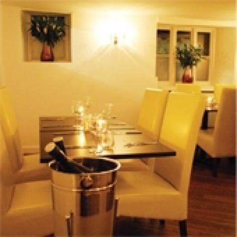 The Dining Room in Sherborne