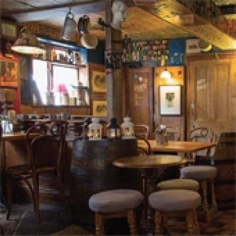 The Old Bookbinders Ale House