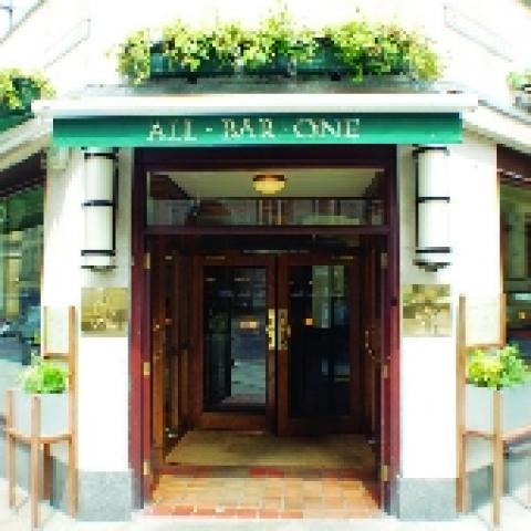 All Bar One - Manchester