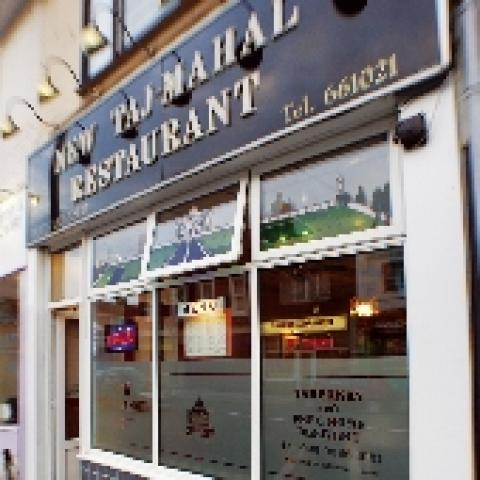 The New Taj Mahal Restaurant