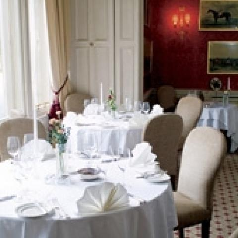 The Restaurant at The Roxburghe Hotel