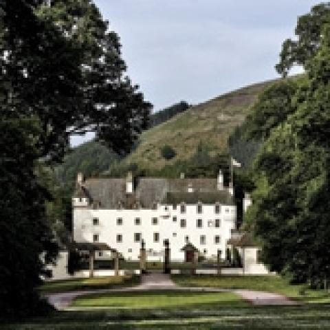 Traquair House