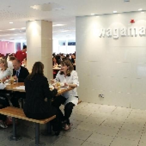 wagamama - Manchester Printworks