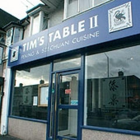 Tims Table II - Rickmansworth