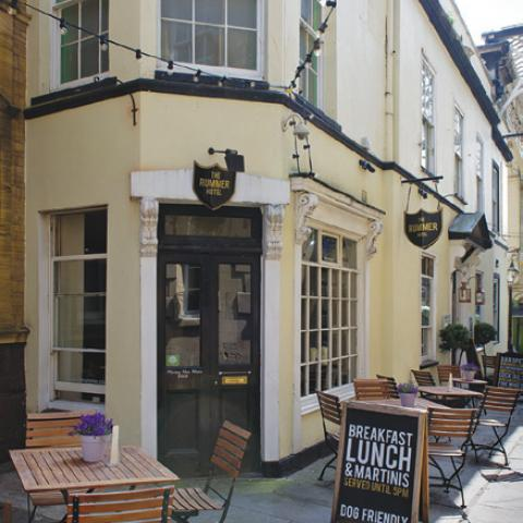 The Rummer Hotel