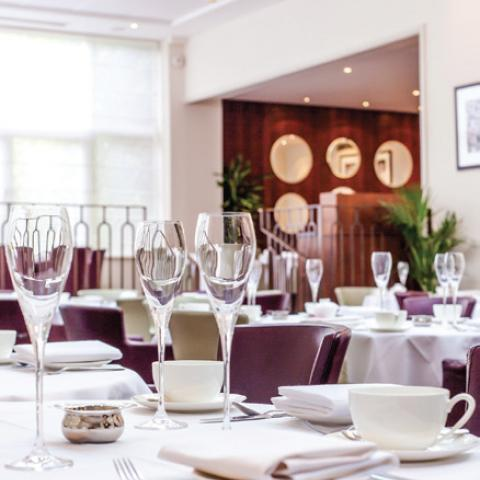 The Restaurant at Sopwell House