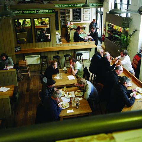 Source Cafe and Food Hall