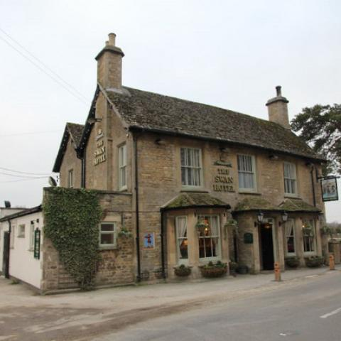 The Swan at Radcot