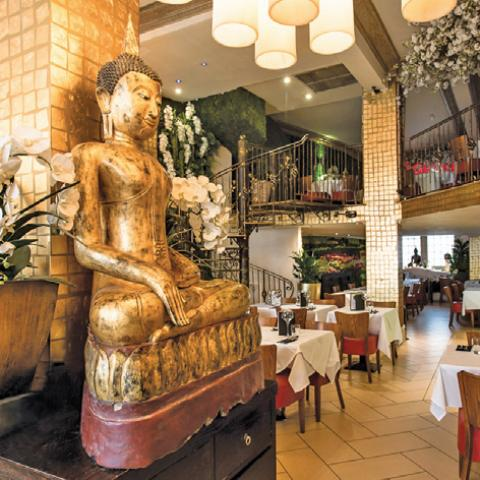 Thai Square – Mansion House