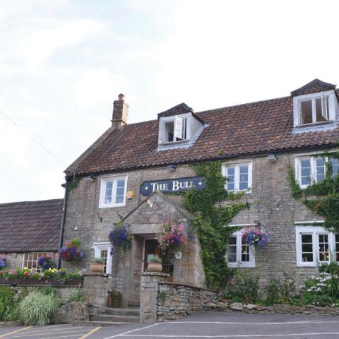 The Bull at Hinton